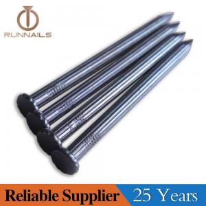 Blue Fluted Shank Concrete Steel Nail