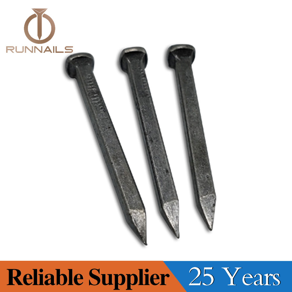 Zinc Square Hardened Steel Nails, Competitive Price, Japanese Technology